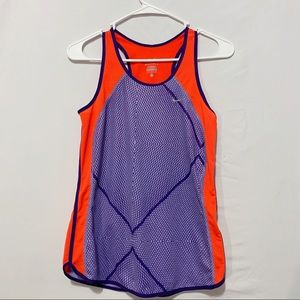 Nike Purple Tank Top | Womens Small